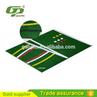 "Gold supplier 26""x36"" country club elite golf mat"