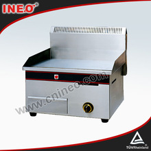 Stainless Steel Flat Plate Gas Grill Griddle/Half Griddle And Half Grill/For Restaurant Griddle