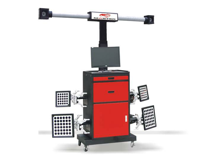 Hot 4 Wheel Alignment Standard Model Four Wheel Alignment For Cars