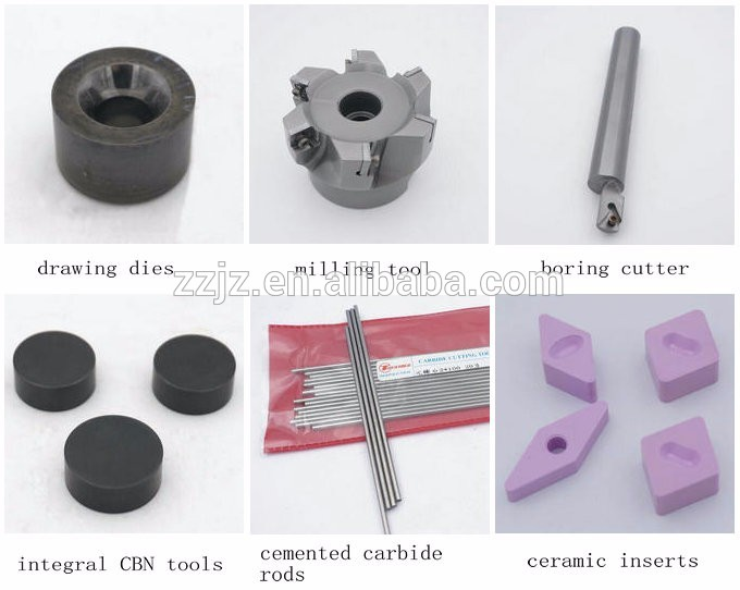 YG6 YG6x Hard Metal Cemented Carbide Blank Strip