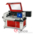 Roll to roll label cutting laser cutting machine high speed pricesion with auto feeder