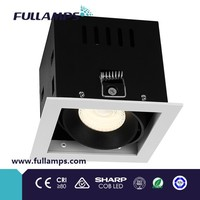 10W led gimable downlights warm white, nature white, cold white optional , sharp Cob