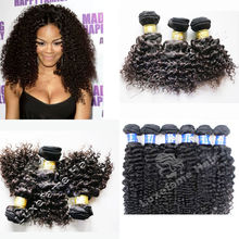 Most popular nice style hair weave double track hair extension