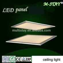 price outdoor led panel light 600 600 with 3 years warranty pig light
