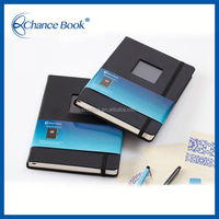 Gift set notebooks with pen