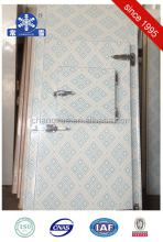 changxue cold storage freezer room cool room door for cold room design