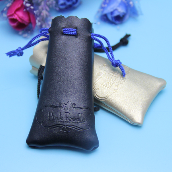 PU Leather Pouch For Jewelry