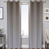 100% polyester linen look like blackout curtain fabric india