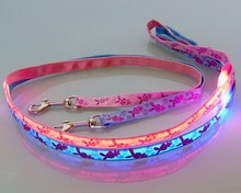 Design hot selling promotional led collar lace