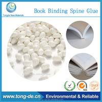 2015 Strong function and good quality hot melt adhesive for book