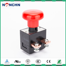 NANFENG IP50 Dkld Electromagnetic Switch , Push Button Emergency Off Switch