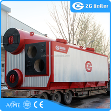 HOT! conclusion of oil gas steam boiler