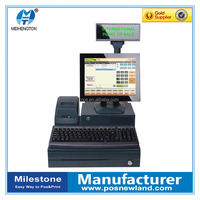 MHT-GL200 POS factory good quality touch pos computer /pos system /cash register