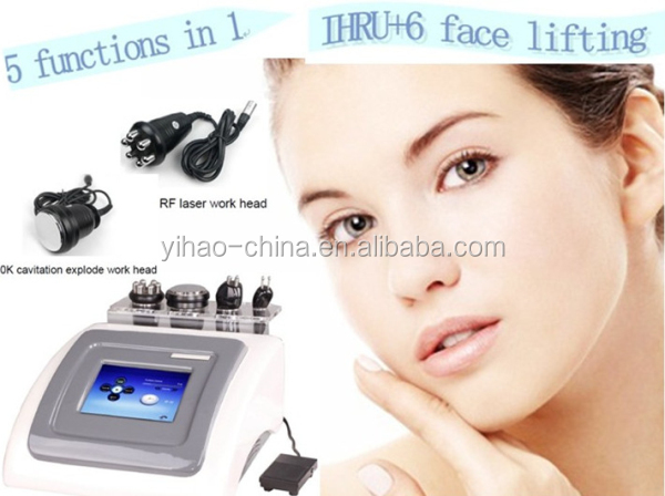 companies looking for distributors in india! IHRU+6 multipolar RF machine, ultrasound therapy/facial muscle stimulator