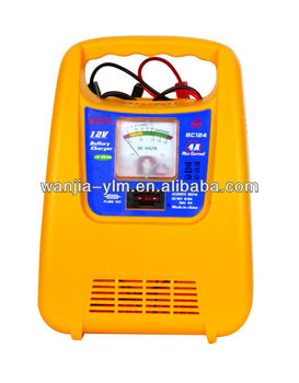 WJ-BC124 12V/24V 2.8A~4A,intelligent battery charger