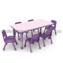 (HC-1711) PLASTIC TABLE AND CHAIR ,CHILDREN TABLE & CHAIR , baby furniture turkey school plastic table and chair for kids