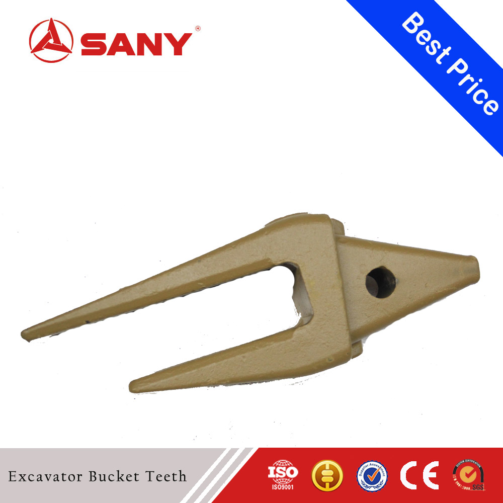 SANY Hot Sale Rock Excavator Parts Ripper Shank for Excavator Bucket Tooth Adaptor Tooth