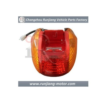 China factory motorcycle spare parts TAIL LIGHT Y&R used for HONDA C100 BIZ