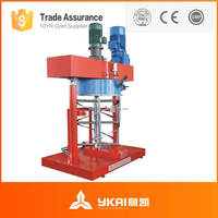 Industrial Sealant Planetary Mixer Used In Paint Industry