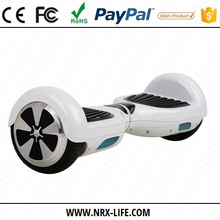 Factory 6.5 inch Balance Scooter 2 Wheel bluetooth led remote balance electric car