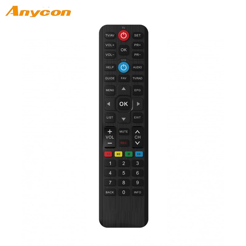 cheap video Complete function IR self-learning remote control