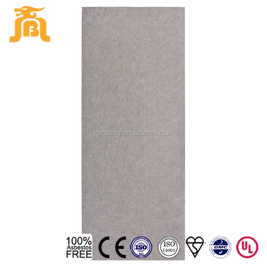interior decoration wall panel ceiling fiber cement boards