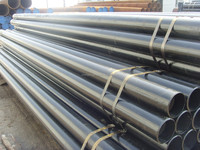 din 2448 st 35.8 seamless carbon steel pipe/10 inch 28 inch 32 inch carbon steel pipe
