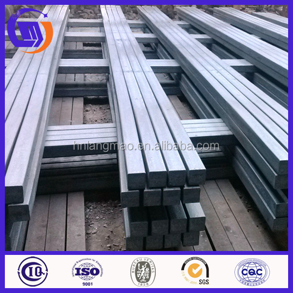 Rectangle steel billet/steel ingots/ steel slabs for sale