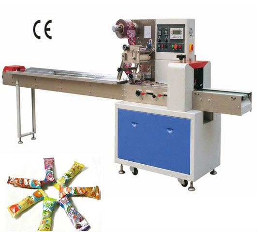 Fastest Lollipop Wrapping Machine