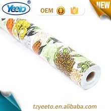 2015 wall sticker for wholesale,3d printing wallpaper,eva foam cartoon glitter face birthday and bear stickers