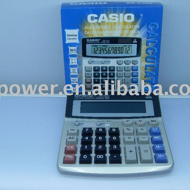 8GB 640*480 30FPS Calculator Mini DVR with Video and Photo Functions(ER0212)