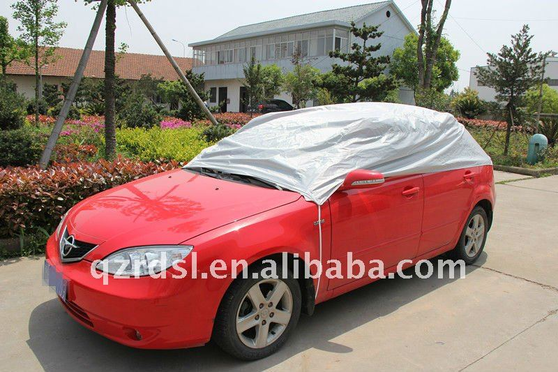 waterproof car cover/ top car cover