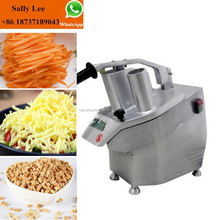 most popular food shredder machine/ cheese slice cutting machine