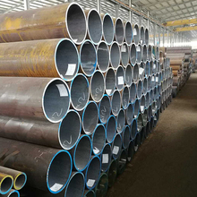 Hot rolled seamless alloy steel ASTM A335 Gr. P11 pipe for power plant