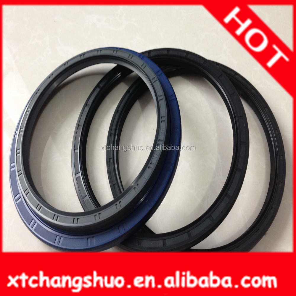 rubber rod seal idi pu nbr viton material oil seal single lip g/sc type oil seal