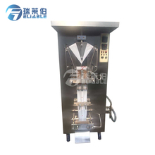 Plastic water bag filliing machine sachet beverage water filling packing manufacturing equipment