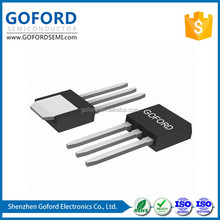power mosfet coolmos ic mos fet GC3N50 500V 2.5A N-CHANNEL TO-251 china suuply manufacture electronic components factory