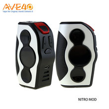 Best Selling Products E Cigarette Box Mod Express REV NITRO 200W Box Mod With Ergonomic Fire Key