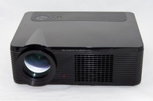 Cheap price! LCD home theater projector video projector support 1080p