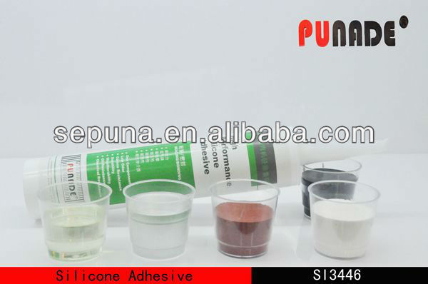 Shanghai General purpose Fast dry silicone bonding sealant adhesive