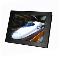 17 inch gray intel easy resistive touch sceen tablet pc/industrial panel pc with 2G RAM 500G HDD
