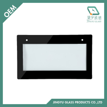 Hot selling custom printing low-e tempered glass for oven door