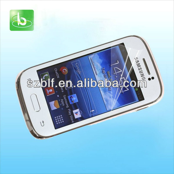 Custom design Ultra clear screen protector for samsung galaxy young s3610 screen protector OEM&ODM service factory price