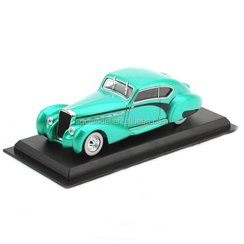 OEM old car model,custom scale made model collection toy car