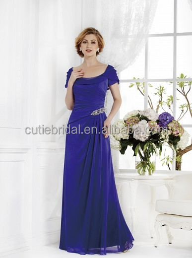 China sex long hem chiffon blue pleat floor touching mother of the bride dresses hot sale in china ebay