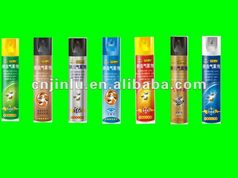 Goldeer insect killer aerosol spray paint/can insecticide mosquito spray