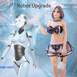 2018 New artificial intelligent Lifelike humanoid Robot Sex Silicon Doll With Talking Teaching Companion Functions for men