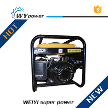 Weifang power 2kw gasoline generator 2kw dy2500l