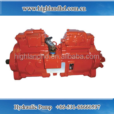 Highland Swash Plate Type K3V excavator hydraulic pumps and motors