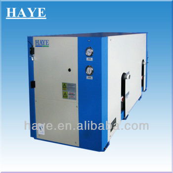 Water to Water Type ground source Heat Pump